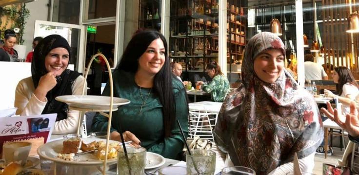 Encuentro de mujeres musulmanas AFIFA