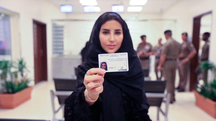 saudi women license